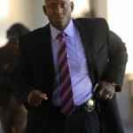 Oakland homicide detective Sgt. Derwin Longmire