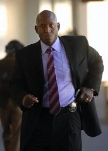 Sgt. Derwin Longmire, Oakland Police Department